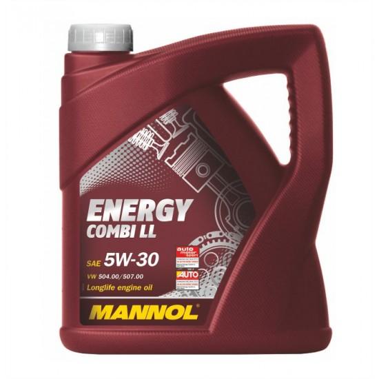 MANNOL ENERGY COMBI LL 5W-30 5 Liter