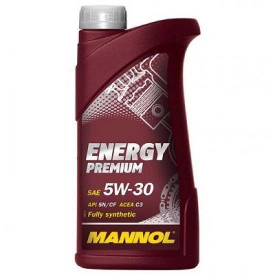 MANNOL ENERGY PREMIUM 5W-30 1 liter