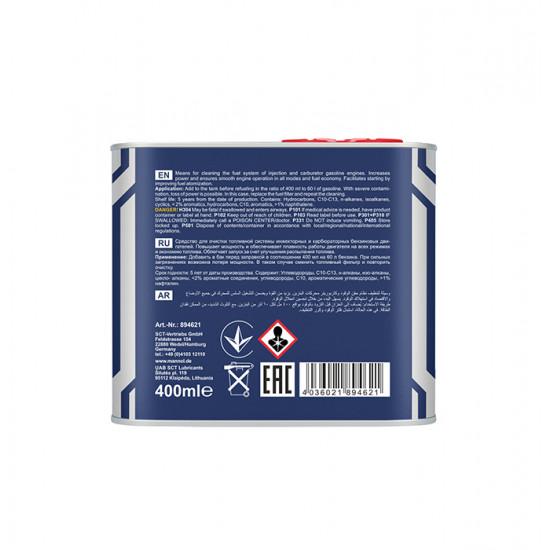 MANNOL 9957 Injektor Tisztító 0,4L