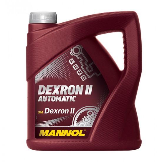 MANNOL DEXRON II AUTOMATIC 4 liter