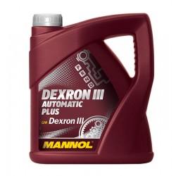 MANNOL DEXRON III AUTOMATIC PLUS 4 liter