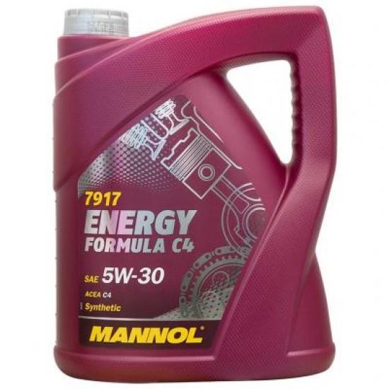 7917 Energy Formula C4  5W-30 motorolaj 5lit.