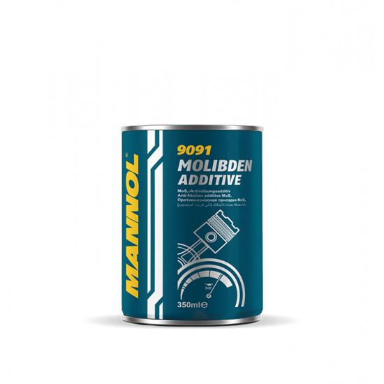 Mannol 9091 Molibden Additive - Molibden adalék, 350ml