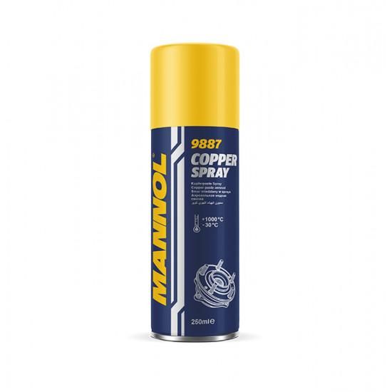 MANNOL 9887 250ML Réz Spray