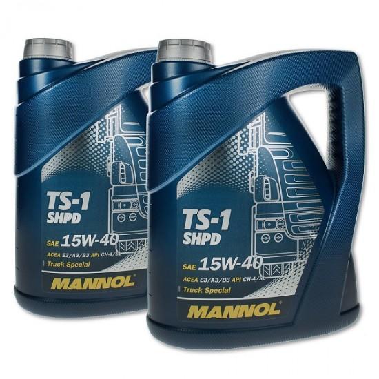 MANNOL TS-1 SHPD 15W-40 5L