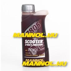 MANNOL 7805 2-TAKT PREMIUM SCOOTER 0,5L