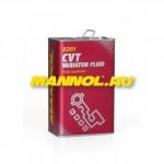 MANNOL CVT VARIATOR FLUID 4 liter - METAL