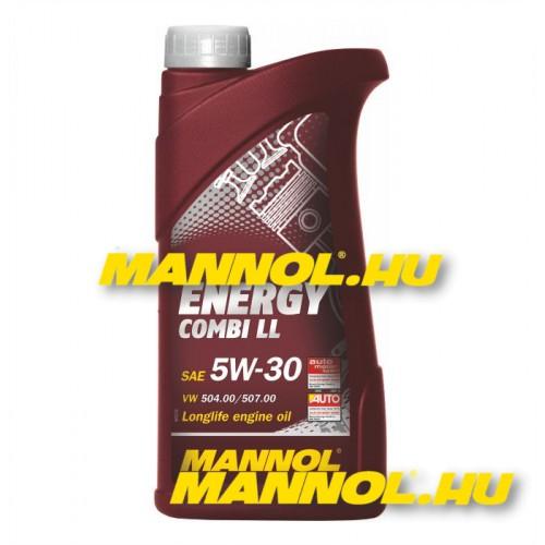 mannol energy combi ll 5w 30 1 liter. Black Bedroom Furniture Sets. Home Design Ideas