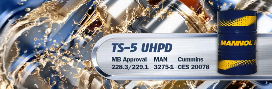 TS5 UHPD