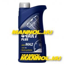 MANNOL 4-TAKT PLUS 10W-40 1 Liter