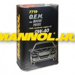 7719 0w-40 1L BMW MINI LL-04 SN/CF