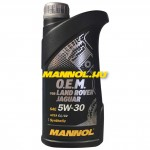 Mannol 7723 O.E.M. for Jaguar, Land Rover 5W-30 1lit