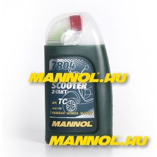 MANNOL 7804 SCOOTER 2-TAKT API TC 0,5L
