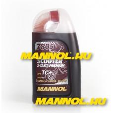 MANNOL 7805 SCOOTER 2-TAKT PREMIUM API TC+