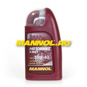 MANNOL 7812 MOTORBIKE 4-TAKT API SL 10W-40