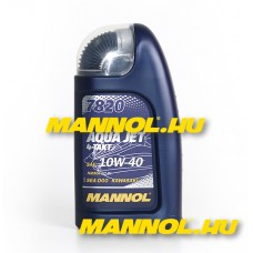 MANNOL 7820 AQUA JET 4-TAKT API SL 10W-40