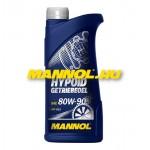 MANNOL HYPOID GETRIEBEOEL 80W-90 API GL 5 1 liter