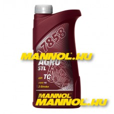 MANNOL 7858 AGRO for STL API TC 1 liter