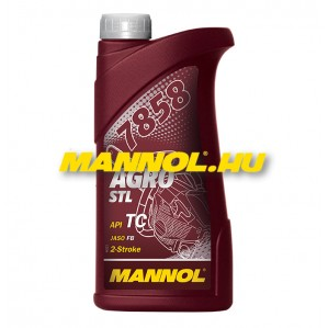 MANNOL 7858 AGRO for STL API TC 1 liter