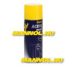MANNOL AKRIL FESTÉK CHROM 450ML