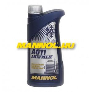 MANNOL Longterm Antifreeze AG11 1 liter