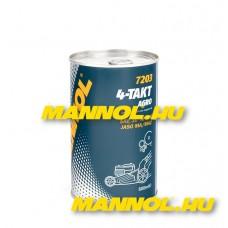MANNOL 4-TAKT AGRO SAE 30 API SG - 600ml