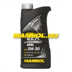 MANNOL OEM for CHEVROLET OPEL 5W-30 1 liter
