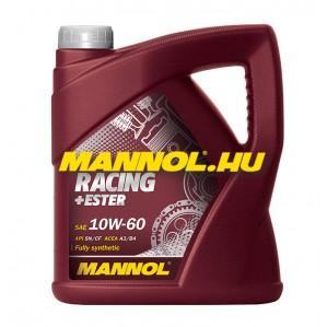 MANNOL RACING+ESTER 10W-60 4 liter