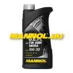 MANNOL OEM for VW AUDI SKODA 5W-30 1 liter